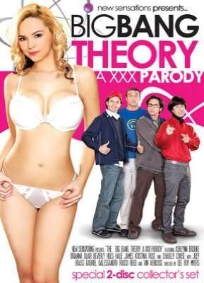Big Bang Theory A XXX Parody
