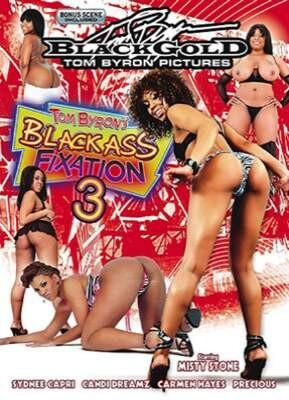 Black Ass Fixation 3