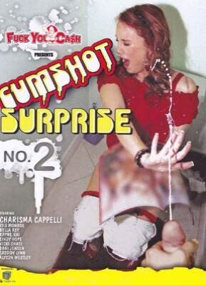 Cumshot Surprise 2