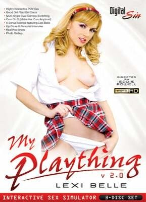 My Plaything Lexi Belle