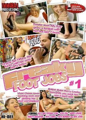 Freaky Foot Jobs 1