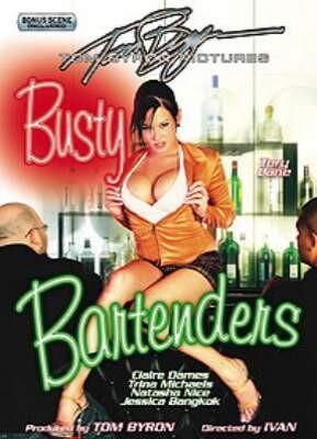 Busty Bartenders