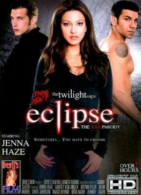This Isn't The Twilight Saga Eclipse The XXX Parody