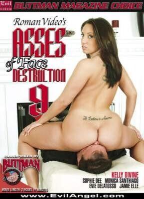 Asses Of Face Destruction 9