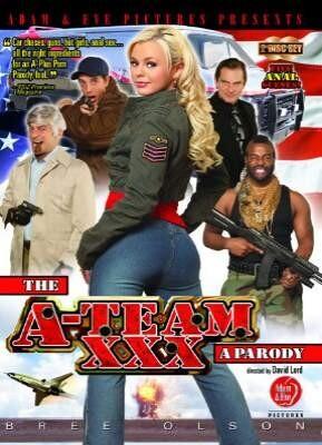 The A-Team XXX A Parody