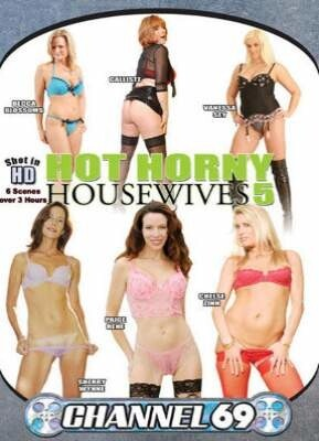Hot Horny Housewives 5