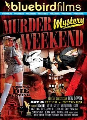 Murder Mystery Weekend 3