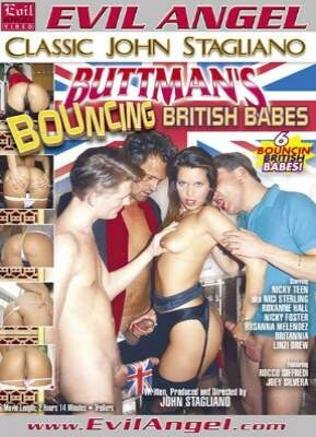 Buttman's Bouncing British Babes