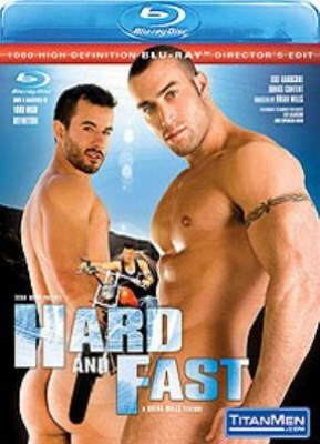 Hard And Fast  Blu-Ray