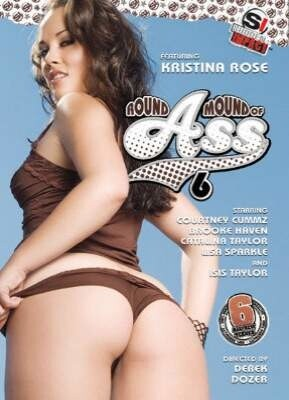 Round Mound Of Ass 6