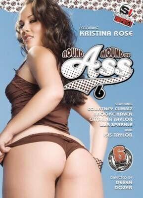 Round Mound Of Ass 6