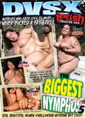 The Biggest Nymphos 5