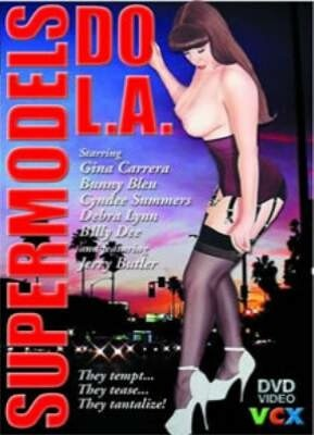 Supermodels Do L. A.