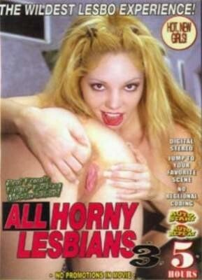 All Horny Lesbians 3