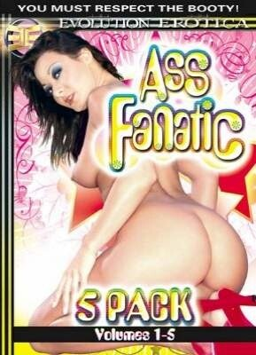 Ass Fanatic  5 Pack