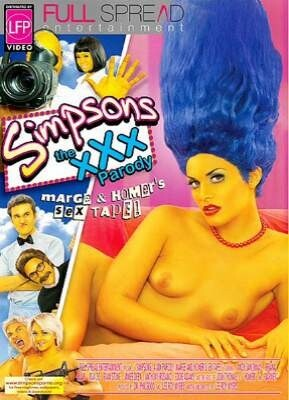 Simpsons XXX Marge and Homer's Sex Tape