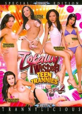 Totally Twisted Teen Trannies 2