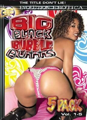 Jan Big Black Bubble Butts 5 pack