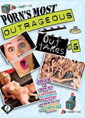 Porn's Most Outrageous Out Takes 5