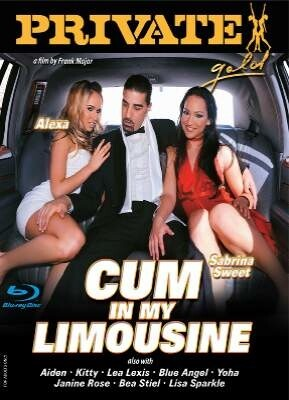 Private Gold 108 Cum In My Limousine