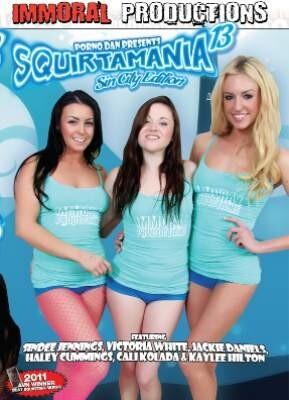 Squirtamania 13 Sin City Edition