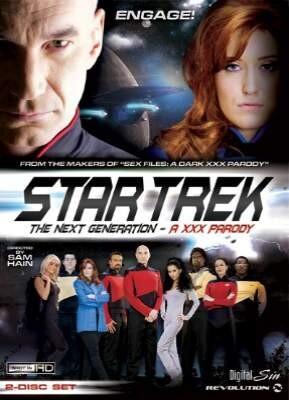 Star Trek The Next Generation A XXX Parody