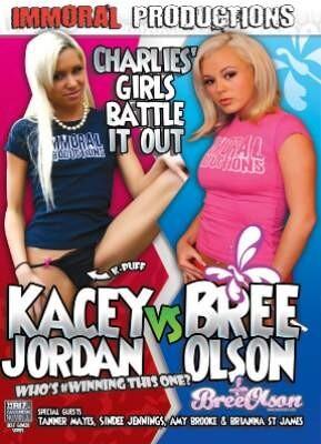 Charlie's Favorite Sluts  Bree Olson vs Kacey Jordan