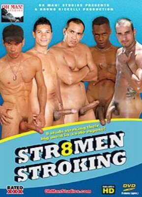Str8men Stroking