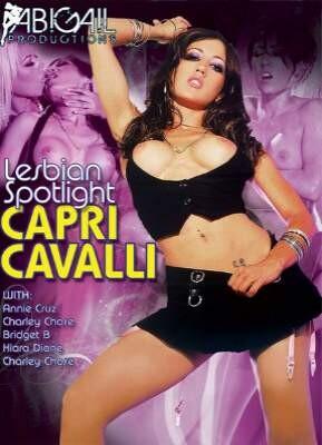 Lesbian Spotlight Capri Cavalli
