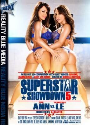 Superstar Showdown 5 Lisa Ann Vs. Francesca Le