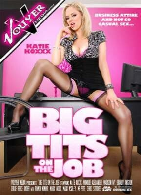 Big Tits On The Job