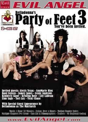 Belladonna's Party of Feet 3