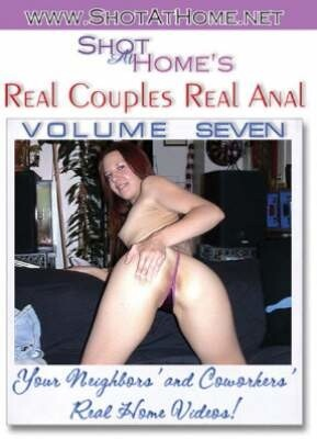 Real Couples Anal  7