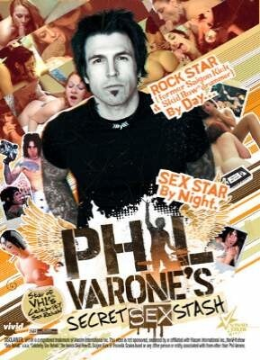 Phil Varone's Secret Sex Stash