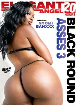 Black Round Asses 3