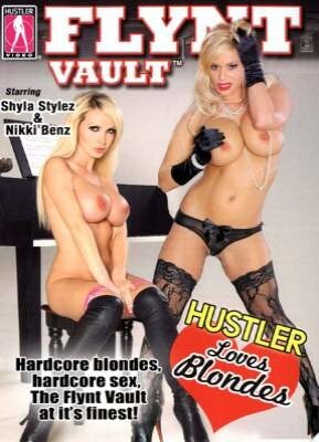 Flynt Vault Hustler Loves Blondes