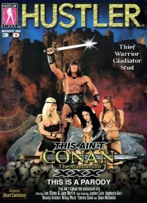This Ain't Conan the Barbarian XXX