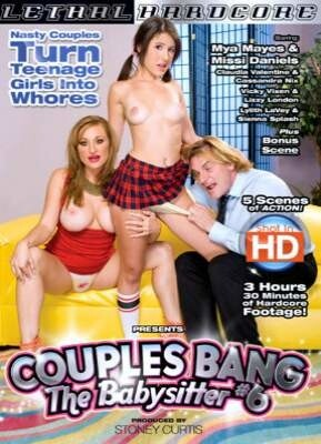 Couples Bang the Babysitter 6