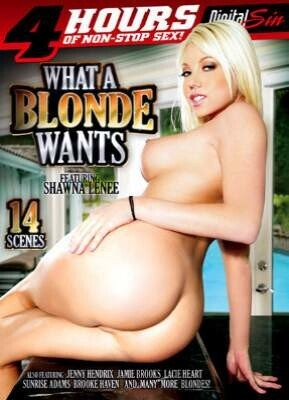 What A Blonde Wants