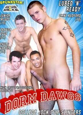 Dorm Dawgs College Jock Cum Slingers