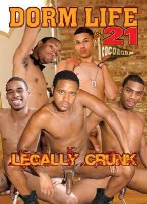Dorm Life 21 Legally Crunk
