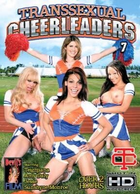 Transsexual Cheerleaders 7