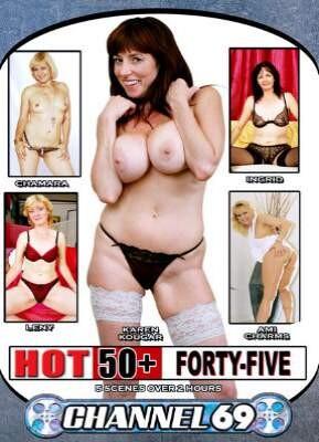 Hot 50+ 45