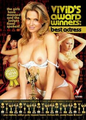 Vivid Award Winners Best Actress