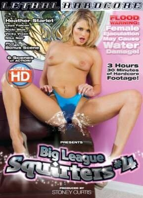 Big League Squirters 4