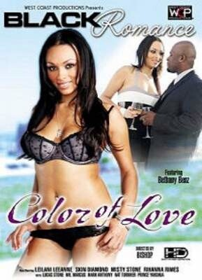 Black Romance Color Of Love
