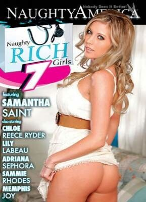 Naughty Rich Girls 7