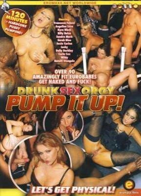 Drunk Sex Orgy Pump it Up