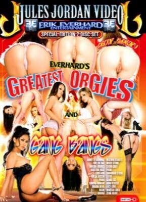 Erik Everhard's Greastest Orgies And Gang Bangs
