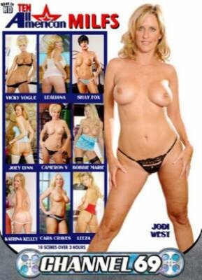Ten All American MILFs